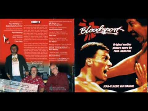 Bloodsport Soundtrack  Paul Hertzog  OST complete 1988
