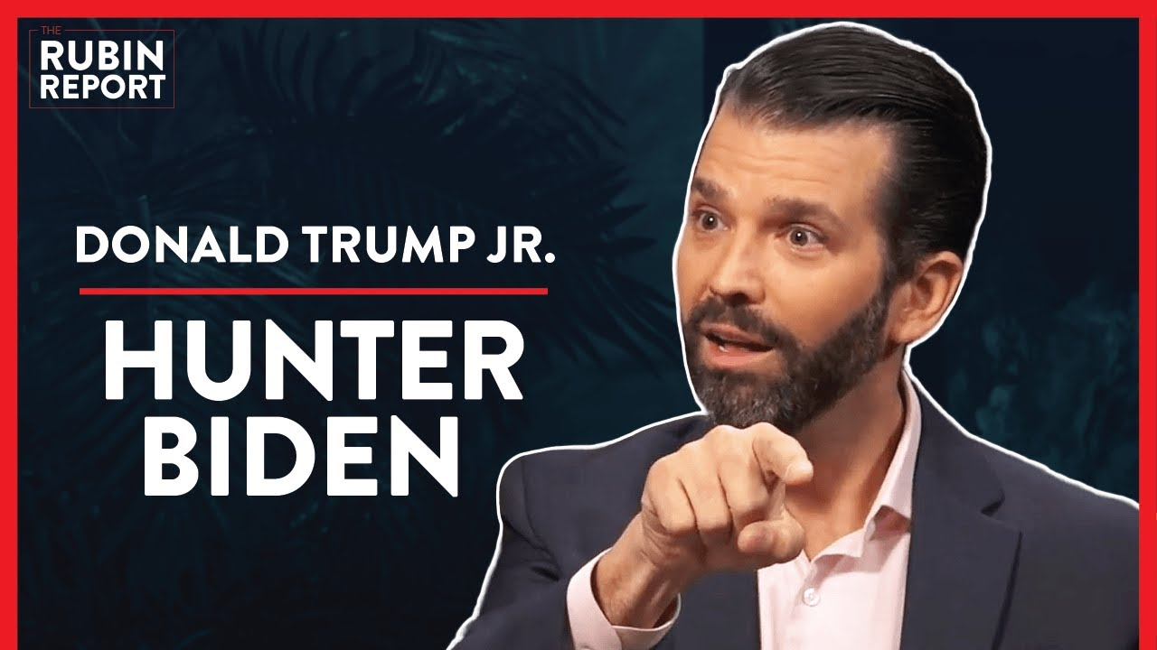 Rubin Report Hunter Biden: The One Difference Between Us (Pt. 3) | Donald Trump Jr. | POLITICS | Rub