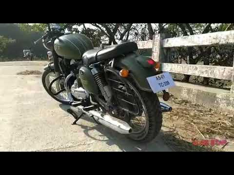 My Bro Got New Jawa 42 | Have A Look
