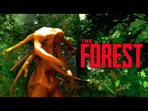 TREE SMASHING GIANTS (The Forest, Ep.10)