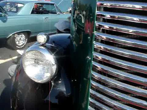1940 CHEVY 1 1/2 TON CAB OVER ENGINE TRUCK - RARE ...