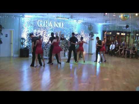 Samba Line Dance - Dancesport USA