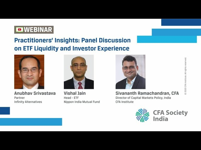 Definitive discussion on ETFs, Liquidity and Index Funds.