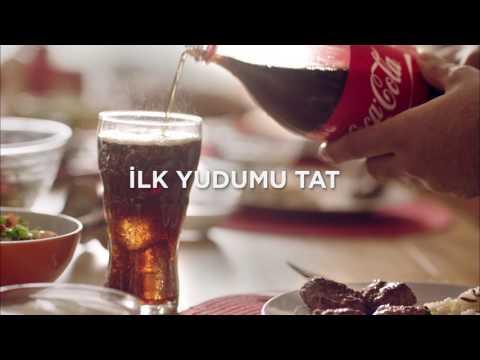 Coca-Cola ile Yemeğin #TadınıÇıkar.