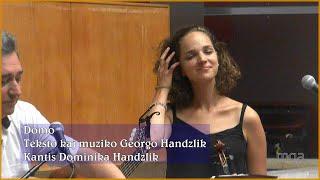 Domo - Dominika kaj Georgo Handzlik - Esperanto