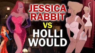 JESSICA RABBIT vs. HOLLI WOULD