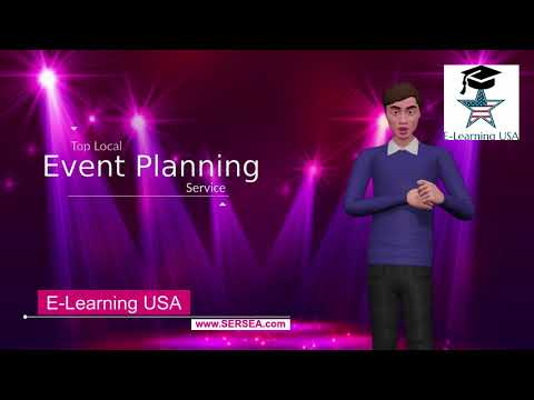 Commercials for English Learners: Event Planner