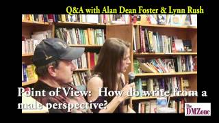 NY Times Bestseller Alan Dean Foster & Paranormal Romance Author Lynn Rush - Q&A at Changing Hands