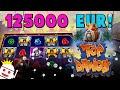 TOP DAWG$ 💎 SUPER BIG WIN 💎 125 000 EUROS! 💎