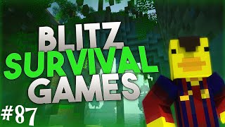 Hypixel Blitz Survival Games Ep. 87!! USING TIM IX!!