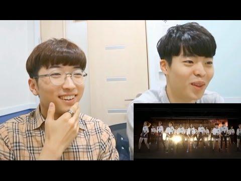 Korean men react [กล้ามั้ย (N.E.X.T) – ALL KAMIKAZE]