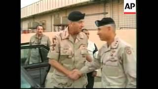 US military exercises continue on Kuwait-Iraq border