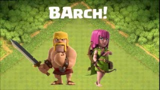 Clash of Clans | The Art of Clan War - Ep 6 - BArch (TH6 and below)