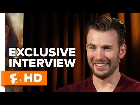 Before We Go - Exclusive Chris Evans Interview (2015) HD
