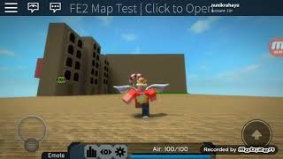 Roblox | FE2 Map Test | Ancient Rush (Insane) [Solo].