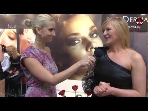 Beauty Forum Slovakia 2012 - 20. ročník medzinárodného kozmetického veľtrhu