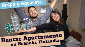 Como rentar / alquilar vivienda en Helsinki, Finlandia