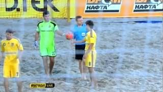 Пляжный Футбол ЧЕ 2013 (Украина — Франция)(Сборная Украины разгромила команду Франции со счетом 10 -0 http://bigworld-news2013.blogspot.com/, 2013-05-26T20:50:02.000Z)