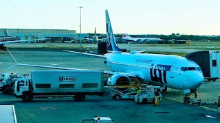 LOT Polish Airlines' BRAND NEW Boeing 737 MAX-8: London Heathrow to Warsaw, Business Class
