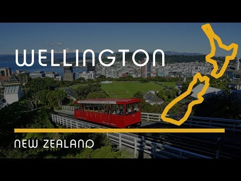 О НОВОЙ ЗЕЛАНДИИ: Веллингтон (Wellington city overview)