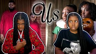 Watching **US** is it creepy or horrifying… or both? (Us Movie Reaction)