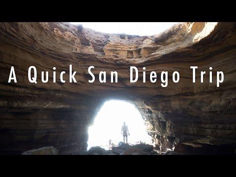 A Quick San Diego Trip