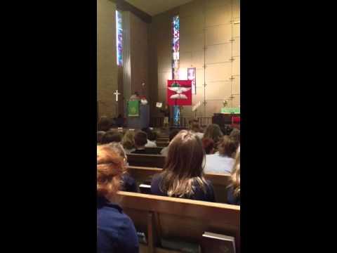 Concordia Academy Chapel Service