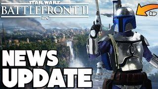 HERO UPDATE! Bad News for Jango Fett, All Droideka Star Cards & More! Star Wars Battlefront 2