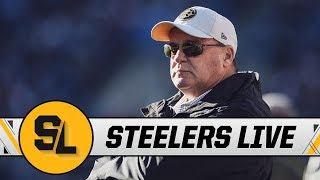 GM Kevin Colbert Gives Updates on Antonio Brown & Le'Veon Bell   Steelers Live