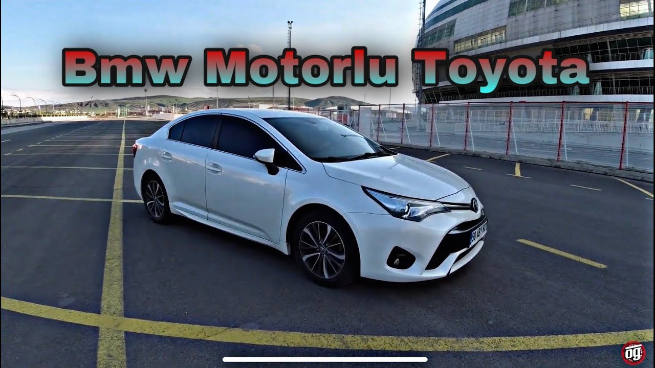 Kadın Eli Değmiş Gibi | Toyota Avensis | 1.6 D4-D| Otomobil Günlüklerim