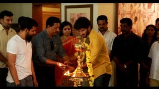 Solo Movie Pooja Ceremony   Dulquer Salmaan    Bejoy Nambiar