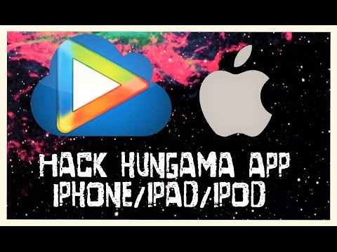 how to get hungama music app on iphone/ipad/ipod  ( still working )