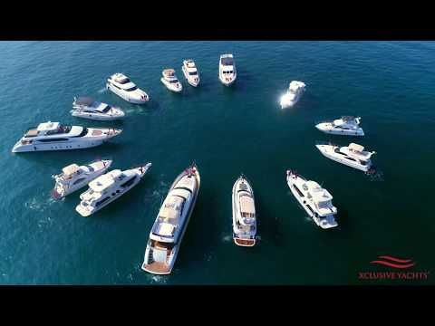 Xclusive Yachts - Number 1 Yacht Charter Company in the UAE
