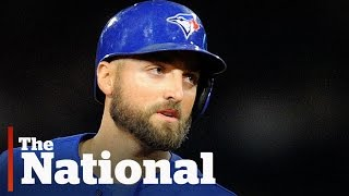 Jays bench Pillar for homophobic slur