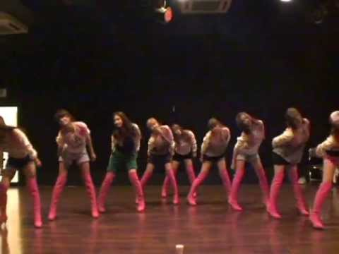 Girls' Generation 소녀시대 'Oh!' Dance Practice