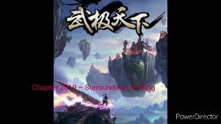 MARTIAL WORLD Chapter 2019 – Surrounding Lin Ming