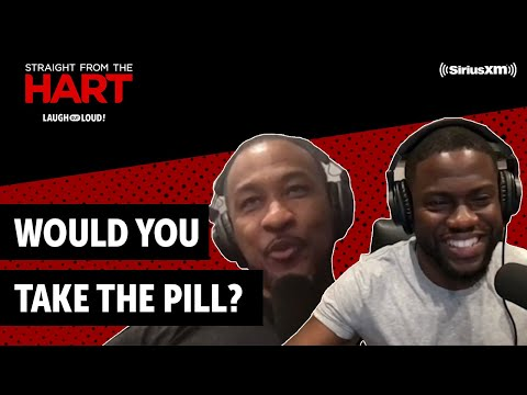 Would You Take A Limitless Pill? | Straight from the Hart | Laugh Out Loud Network