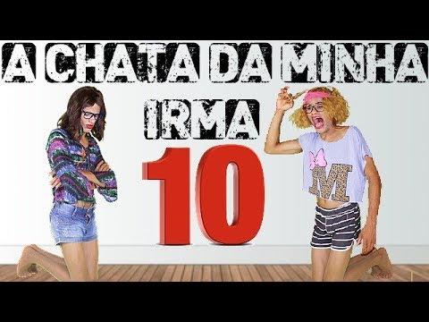 A Chata Da Minha Irma 10 Ft Umbipolar Youtube