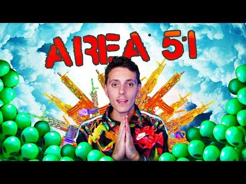 Rap del Area 51 by WEFERE