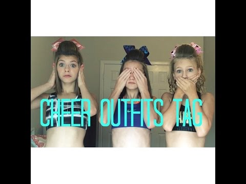 Cheer outfits tag