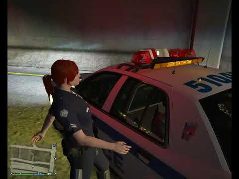GTA 5 PC New York Port Authority Police