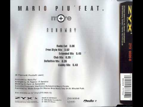Mario Piu' feat more - Runaway (Definitive mix)