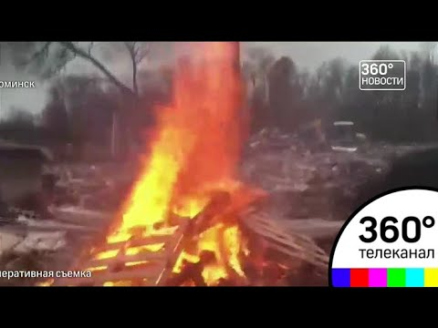 В Наро-Фоминске разворачиваются настоящие мусорные войны