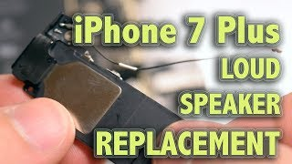 iPhone 9 Plus Loud Speaker Replacement