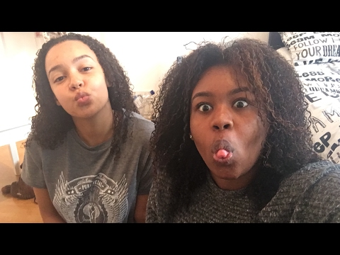 HAIR PRODUCT SWAP & BEING MIXED RACE - GIRLY CHAT | AFIA KUFUOR