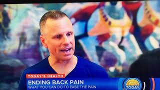 Chris Fluck Foundation Training The Today Show