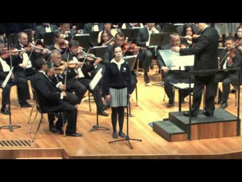 CONCIERTO COLEGIO COLUMBIA SALA NEZAHUALCÓYOTL - YouTube