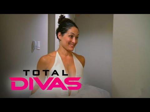 Total Divas   Nikki Bella Gets Sweet Bridal Shop Surprise   E!