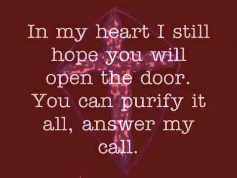 Within Temptation - The Cross - lyrics