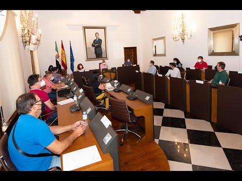 Firma de convenios con Grupos de Acción Local y REDEX